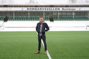 Totalt spelade Johan Persson över 300 officiella matcher för IK Brage.