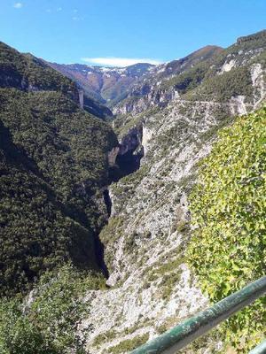 Majellan är Europas största och grönaste nationalpark.