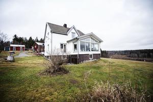 Huset byggdes 1939 av Daniels farfars far.