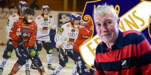 Edsbyns sportchef Stefan Karlssons uppdrag är att ställa ett lag på benen som kan utmana om en SM-final nästa säsong.