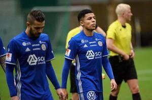 Romain Gall gick mållös från sin första match den här försäsongen. Men det var inte bara Gall som gick mållös – det gjorde hela GIF Sundsvall. Superettalaget Helsingborg vann med 1–0 i spanska Salou efter ett sent segermål av inhopparen Mattias Almeida.