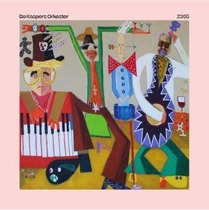 Omslaget till Bo Kaspers nya album