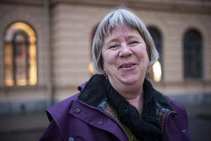 Gittan Lampe, 67 år, pensionär, Sundsvall.