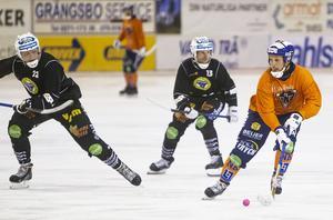 Markus Ståhl har precis börjat träna igen och är redo för udda derbyfajt mot Broberg.