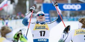 Ida Ingemarsdotter är uttagen till världscupavslutningen i Québec.