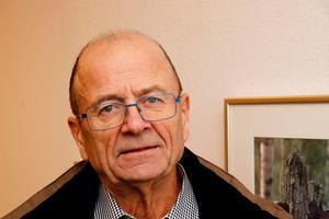 Ander Svensson, Lindesbergs Rotaryklubb, har varit projektledare för tre hjälpinsatser till Jekabpils Hospital i sydöstra Lettland.