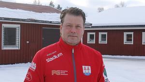 Patrik Gillgren hoppas på en riktigt fin ishockeyhelg i Bergeforsen.