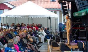 Weeping willows på Jazzens museum år 2016. Bild: Jonas Bilberg