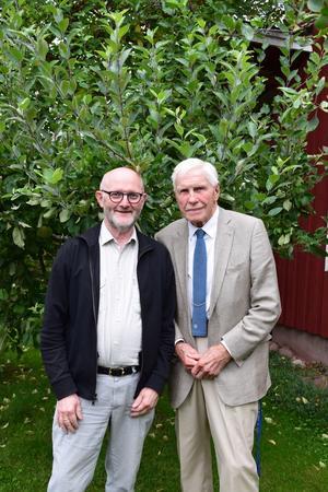 Jack Hanson och Arne Ludvigsson.