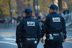 Sverige har att lära från New York-polisen. Foto: Scott Roth/AP Photo