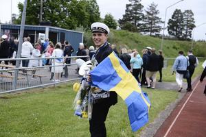 Albin Johansson lämnad teknikprogrammet och blev utsedd till