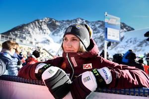 Estelle Alphand ska nomineras till OS. Bild: TT