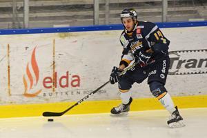 Lucas Venuto har gjort sin sista match i Borlängetröjan.