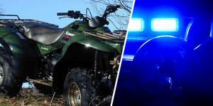 Fyrhjulingar är begärliga objekt för tjuvar. Försäkringsbolag varnar för att det just nu är högsäsong för stölder.