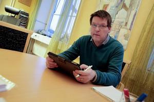Ludvikas kommunalråd, Leif Pettersson (S), ska i dagarna boka in möten med NCC.