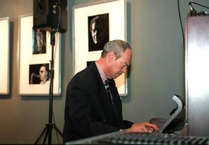 Bengt Hallberg, musiker, pianist, arrangör och kompositör. Bild: Rolf Höjer/Scanpix
