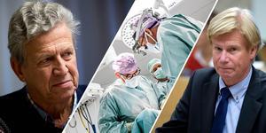 I stora delar av världen påverkar din ekonomiska situation hur väl du behandlas när du blir sjuk. Regionpolitikerna Lars-Gunnar Hultin (V) och Rodney Engström (M) tror att vi är på väg mot ett sånt samhälle. Man hänvisar bland annat till antalet privata sjukförsäkringar  sexfaldigats sedan år 2000.