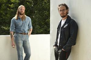 Vincent Pontare och Salem Al Fakir släpper albumet