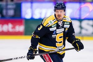 Oskarsson i inledningen av säsongen. Bild: Andreas L Eriksson/Bildbyrån.