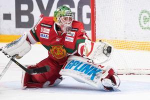 Isak Wallin spelade några matcher för Mora i SHL i fjol. Foto: Daniel Eriksson/BILDBYRÅN