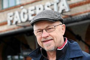 Stig Henriksson (V) före detta kommunalråd i Fagersta.