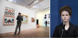 Förslaget: Museer och konsthallar ska förhålla sig till samma regler som exempelvis butiker och gym från 11 mars.