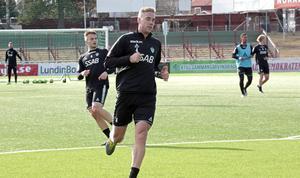 IK Brages försvarsspel har fungerat närmast prickfritt under säsongsinledningen. Där har Mattias Liljestrand varit en viktig kugge.