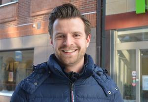 Fredrik Lindberg.