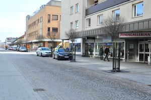 Nässjö är en av kandidaterna i omröstningen om Sveriges mest förfulade stadskärna.