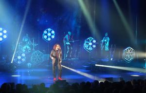 Thomas Di Leva i Gävle konserthus 15 februari. Bild: Henrik Lunderbye