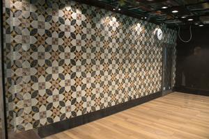 Vid tävling används rummet av funktionärer, övriga delar av året används det av relaxen.