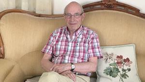 Tord Sars fyller 95 år den 7 juni.