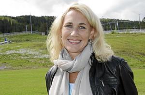 Charlotte Skott, utvecklings- och kommunikationschef i Destination Sälenfjällen