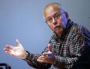 Nu är det högtryck igen säger K Lennart Andersson, stadsbyggnadsnämndens ordförande, och syftar på den positiva utvecklingen i Sundsvall på senare tid. Den nya planen, Stadsvisionen, kommer att jämkas ihop med det arbete som redan pågår på olika håll i kommunen.