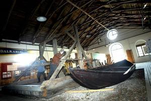 Museirepresentanterna för flottningsmuseet och Rosenlöfs tryckerimusuem kunde inte få några svar av kommunen under gårdagen.