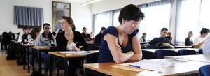 Högskoleprovet - en bra chans att bli antagen till högre studier.