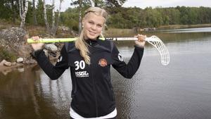 Per-Ols-fostrade Sofia Olander får chansen i U19-landslaget.