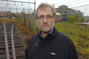 Bollnäs bandybas Anders Strandberg ser ett hallprojekt på rätt spår.