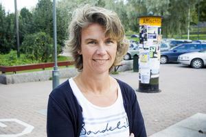 Pernilla Lund, tillförordnad chef för barn- och utbildningsförvaltningen i Söderhamn.