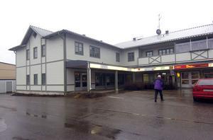 Här i de lokaler posten hade innan den försvann från Alfta öppnar vårdföretaget Mitt Hjärta en hälsocentral i vår.