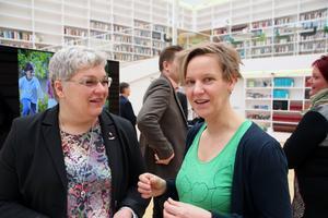 Mari Jonsson (S) och Jessica Wide (S) leder skolnämnder i Borlänge och Falun. De har stora förhoppningar på nya lärarutbildningen.