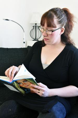 Under hösten påbörjar Terese en tvåstegskurs i Stockholm för att bli en certifierad doula.