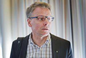 Peter Löthman, hälso- och sjukvårdsdirektör på Landstinget i Västernorrland.