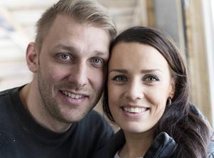 Jens och Madeleine Mattsson.
