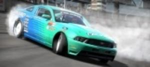 Speltest: Need for speed Shift regerar