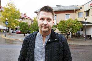 Marino Wallsten (S), kommunalråd i Fagersta.
