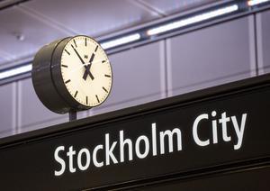 Citybanan invigdes i juli- men är just nu tillfälligt stängd.