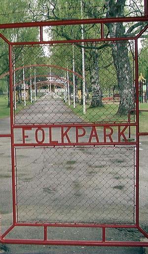 Redan 1 november kan Ljusdals folkpark vara kommunägd.
