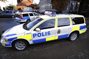 Redo för utryckning. Det är viktigt att se resultat av polisens verksamhet.foto: scanpix