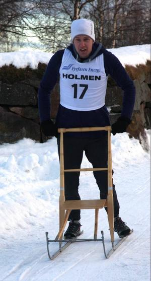 Hans-Erik Eliasson, Lillhärdals nykrönte sparkkung.